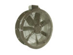 Roof units ESC40014 Short cased axial flow extract fan also know as ZAC400-41