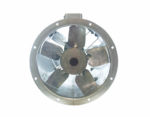 56Jm MaxFan high pressure long cased axial extract fan by Flakt Woods
