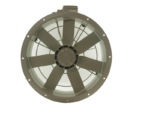 Roof units ESC45014 Short cased axial flow extract fan also know as ZAC450-41