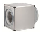 GBD710/4 Helios 3ph Gigabox centrigugal fan