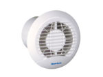 Eclipse 100XP Bathroom Kitchen Toilet wall or ceiling mounted extractor fan by Vent Axia