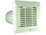 100mm Wall Vent Kit (White) by Vent Axia