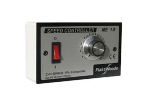 ME1.6 Fan Speed Controller by Flakt Woods